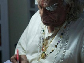 BKS Iyengar writing