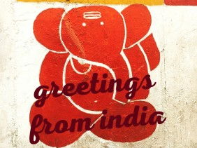 greetings from india